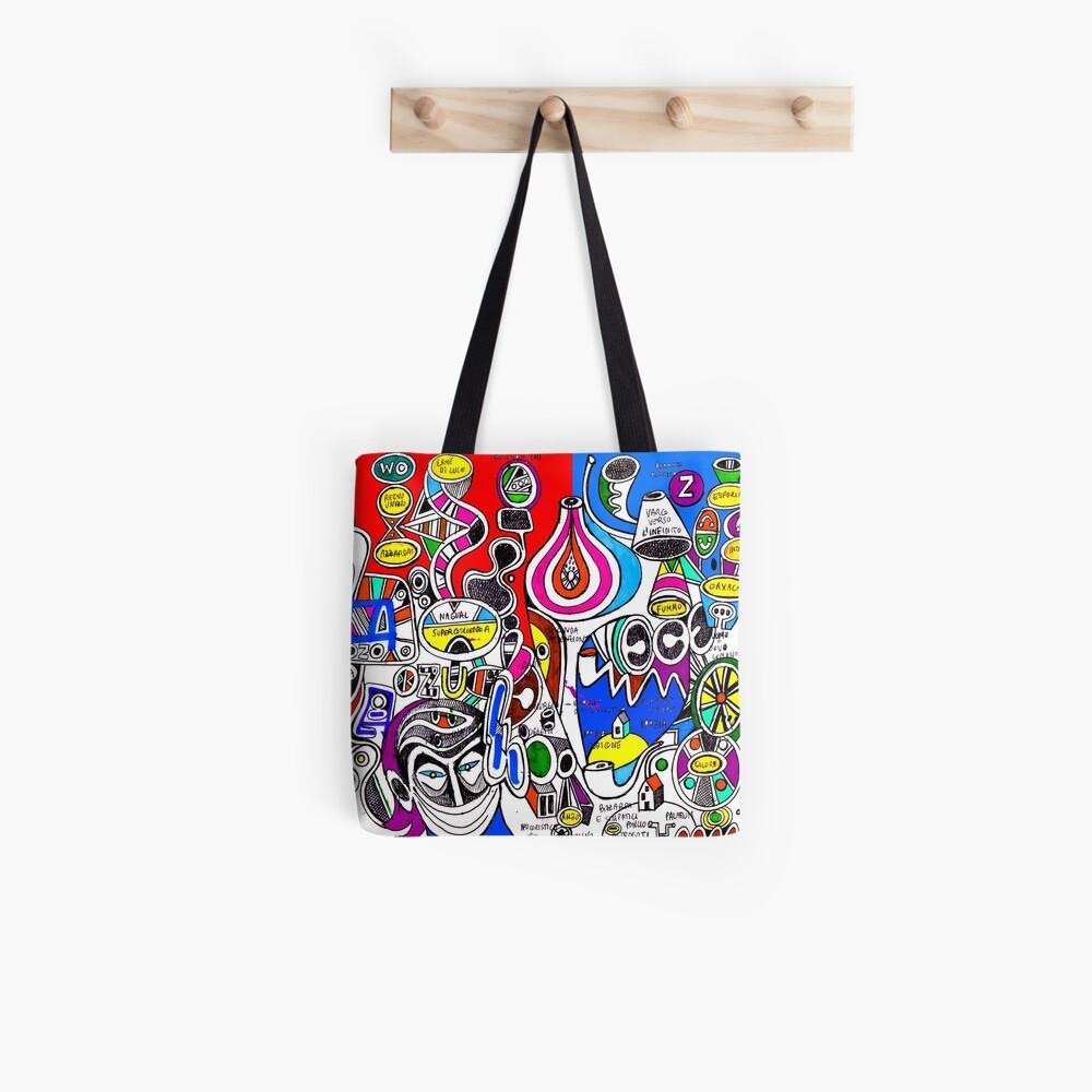 Super Consciousness (original artwork) Tote Bag