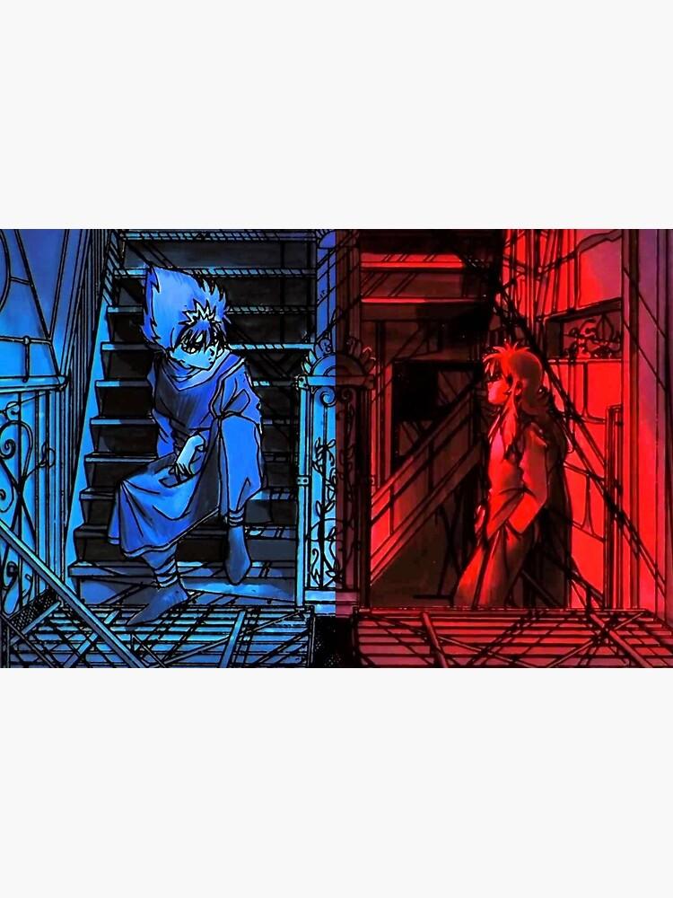 Hiei and Kurama by JasonTodd