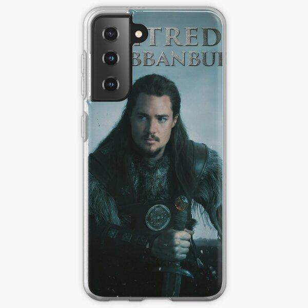 Uhtred of Bebbanburg The Last Kingdom série Netflix Coque souple Samsung Galaxy