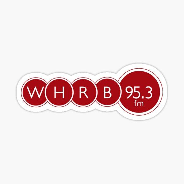 whrblogo Sticker