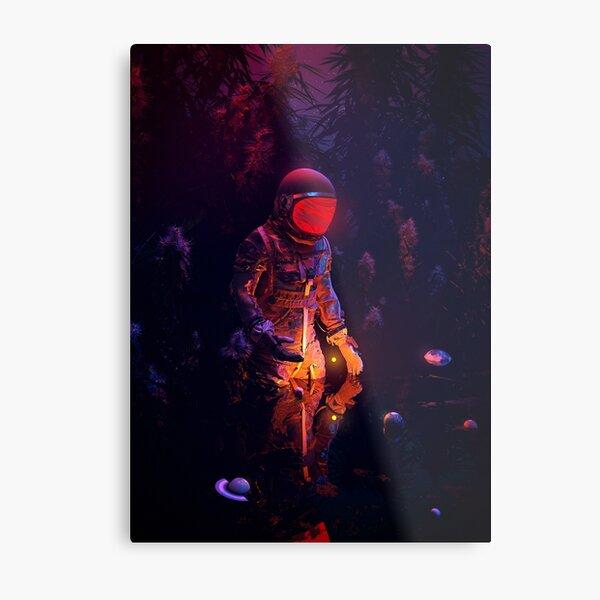 Stellar Spot Metal Print
