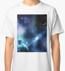 The Blue Universe  Classic T-Shirt