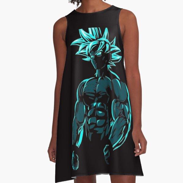 dragon ball z hat A-Line Dress