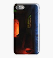 24.1.2016: Light Painted Cowshed iPhone Case/Skin