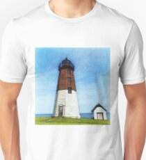 Point Judith Light  T-Shirt
