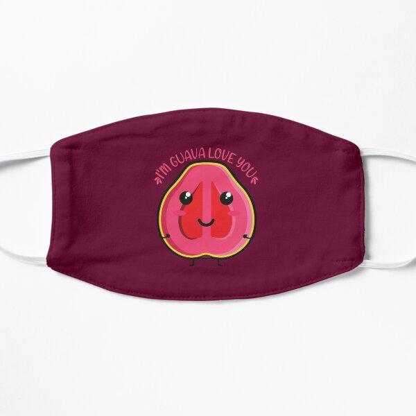 Im Guava Love You Kawaii Guava Flat Mask