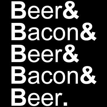 Beer&Bacon&Beer&Bacon... by herbertshin