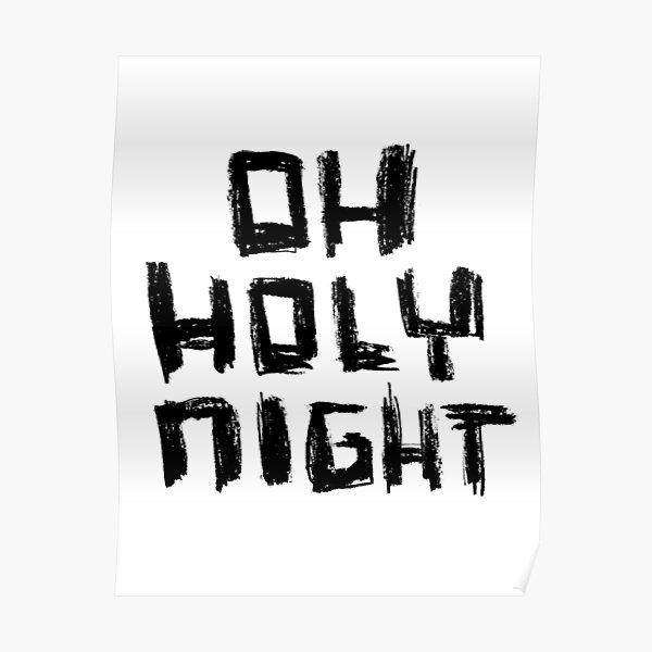 O Heilige Nacht Text