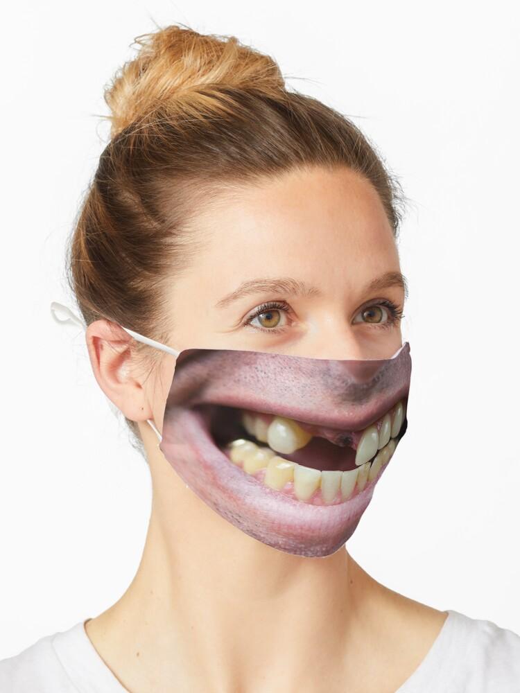 Zähne frau ohne Frau Ohne