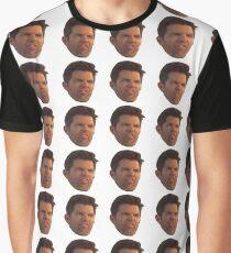 Parks and Recreation Ben Wyatt Derp Graphic T-Shirt