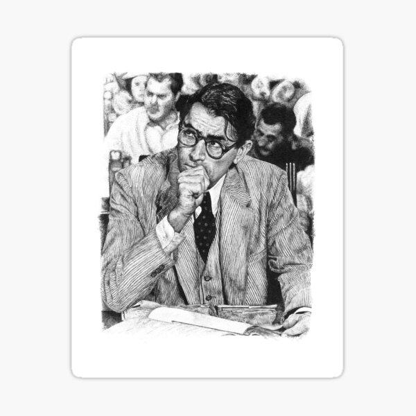 Atticus Sticker