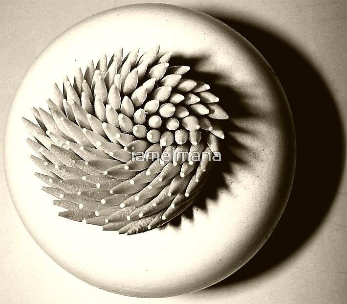 Toothpicks  by iamelmana