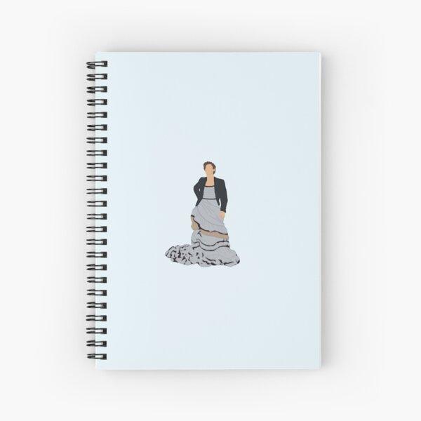 Harry Styles Vogue Cuaderno de espiral