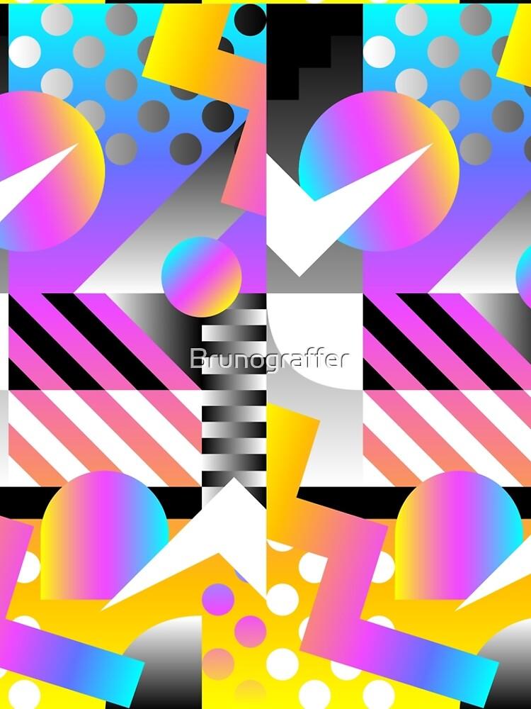 Abstract pattern by Brunograffer