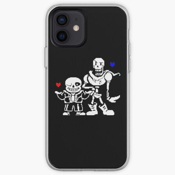 undertale iPhone Soft Case