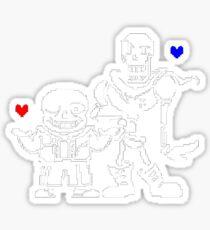 undertale Sticker