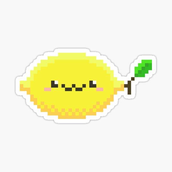 Lemon Cutie Sticker