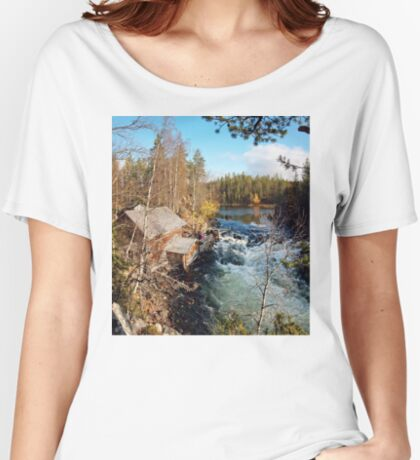 Suomi Women's Relaxed Fit T-Shirt