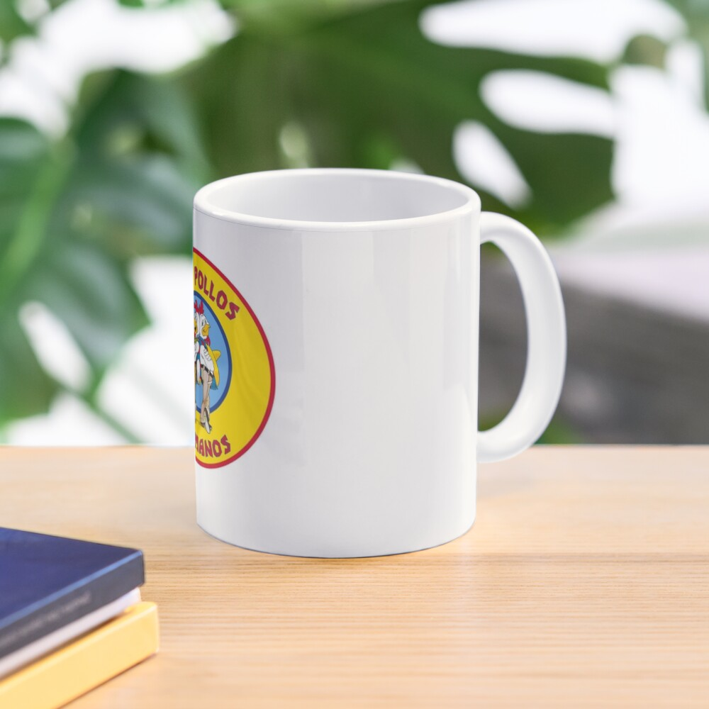Los Pollos Hermanos Coffee MugBreaking Bad MugWalter White Coffee