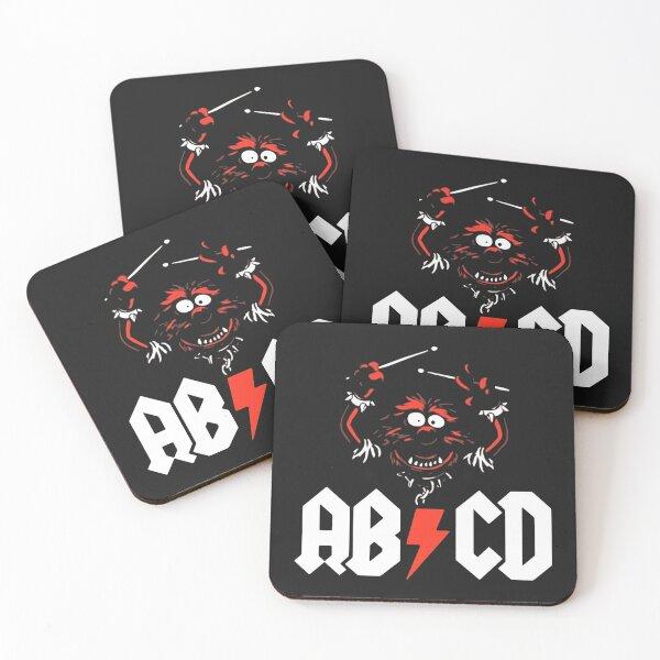 HIT BIT DRUM Coasters (Set of 4)
