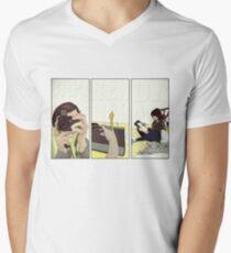 I Create Men's V-Neck T-Shirt
