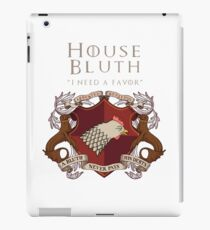 House Bluth, I Need a Favor iPad Case/Skin