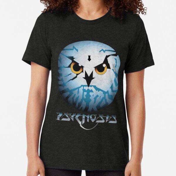 Psygnosis /// Vintage Logo Tri-blend T-Shirt