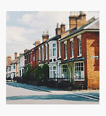 Stratford-upon-Avon Houses Photographic Print