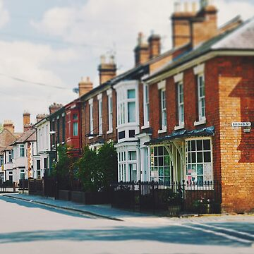 Stratford-upon-Avon Houses by IndeaVanmerllin
