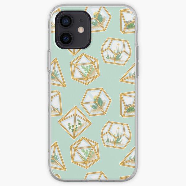 Terrarium Dice iPhone Soft Case