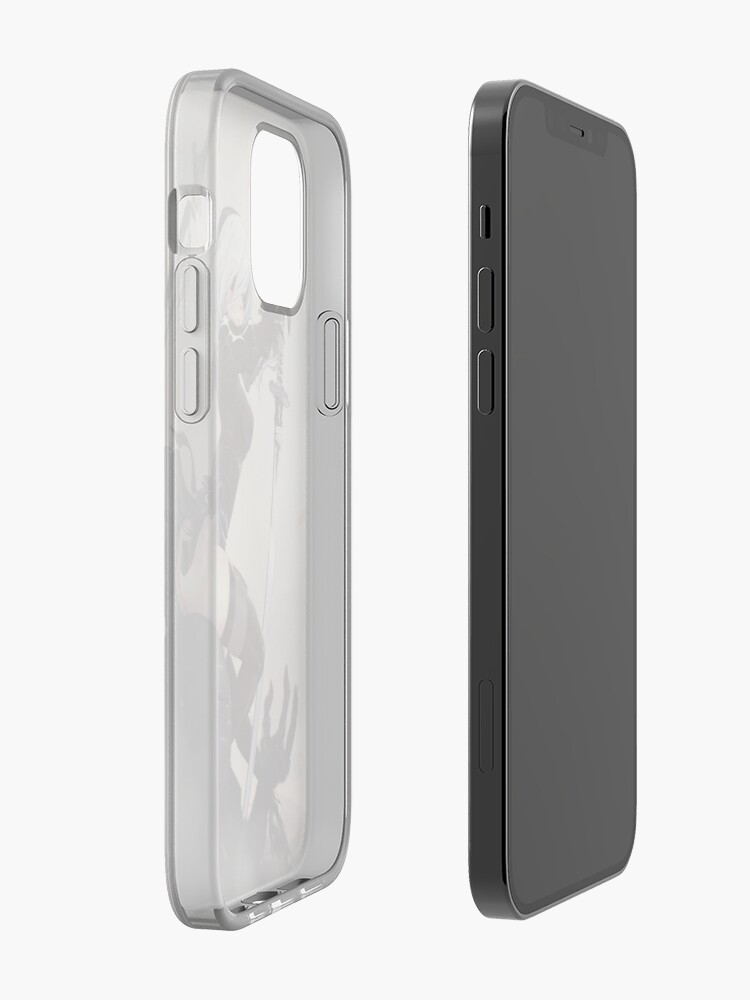 Alternate view of 2B Nier Automata iPhone Case & Cover