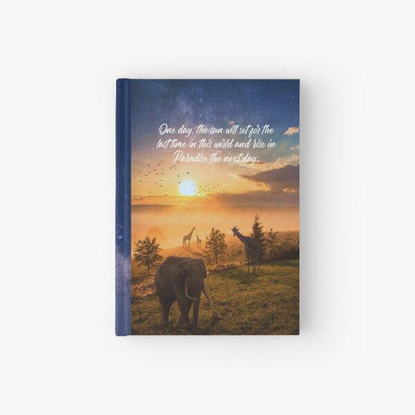 Sunrise In Paradise Hardcover Journal