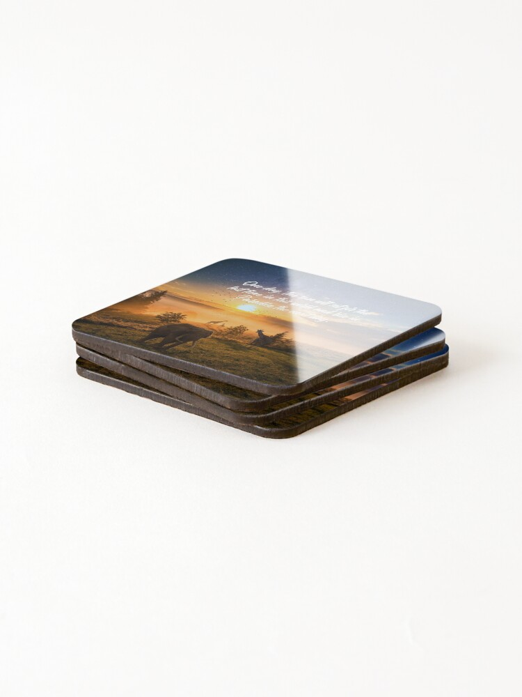 Alternate view of Sunrise In Paradise Coasters (Set of 4)