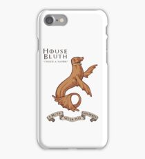 Bluth Family Seal iPhone Case/Skin