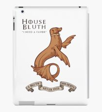 Bluth Family Seal iPad Case/Skin