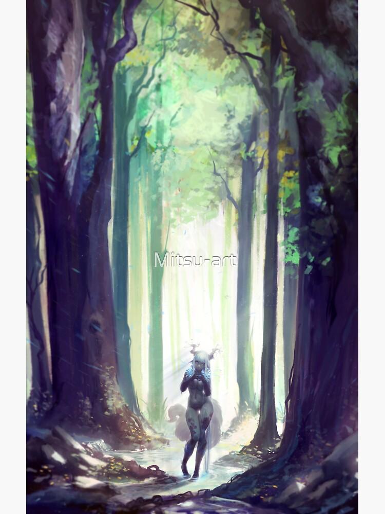 Aeyria | Eyri Project by Mitsu-art