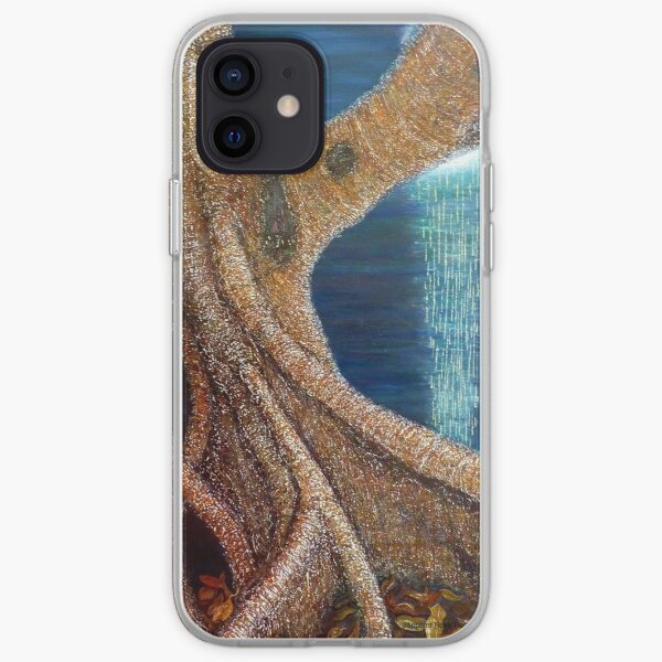 Serenaded by the Moon iPhone Soft Case