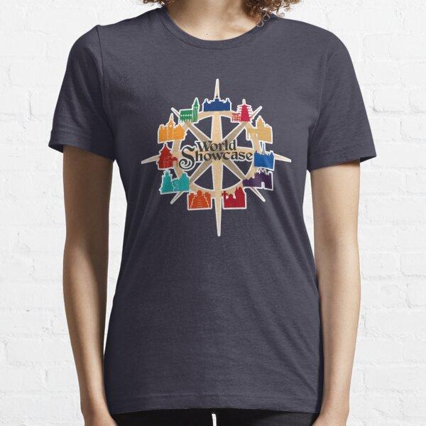 Vitrine mondiale T-shirt essentiel