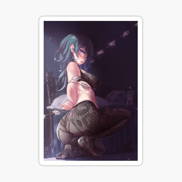 Byleth Sex games | Fire Emblem Three Houses Sticker