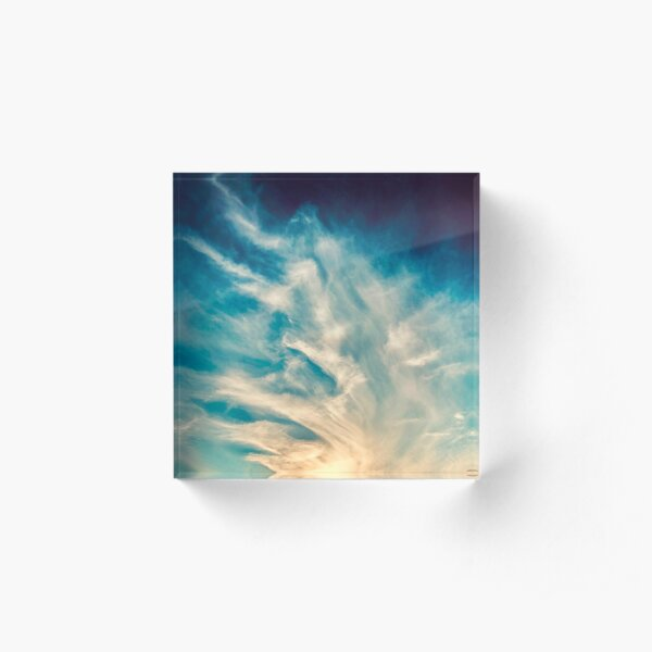 WHISPY Acrylic Block