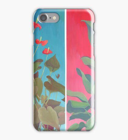 Diptych iPhone Case/Skin