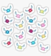 Legend of Zelda Fairy Stickers Sticker