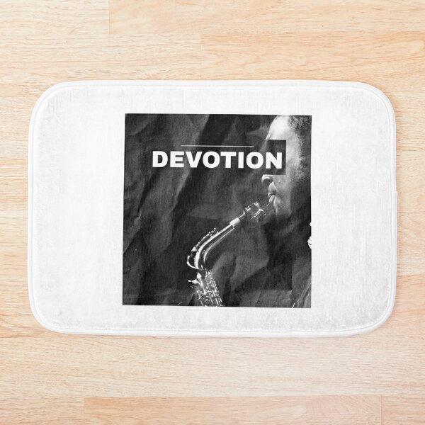 Devotion Saxophone Bath Mat