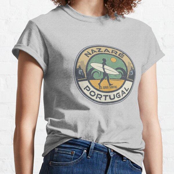 Nazare, Portugal Classic T-Shirt