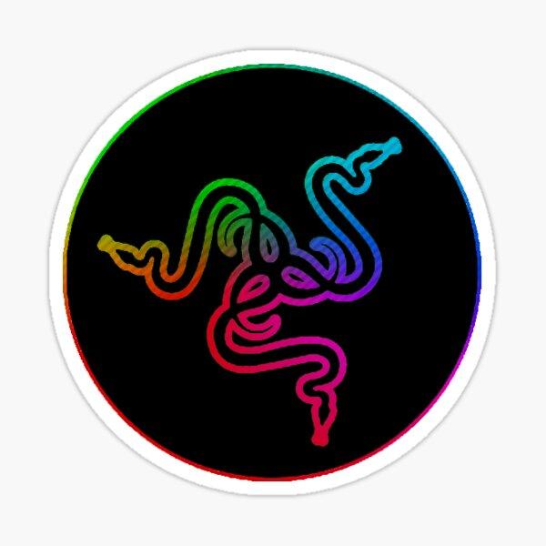 Razer Chroma (RGB) Pegatina