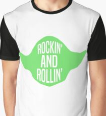 Rockin' and Rollin' Graphic T-Shirt