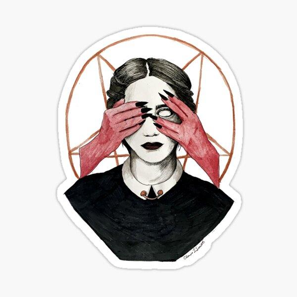 Lilith (White) Sticker