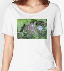 Baby Rabbit Women's Relaxed Fit T-Shirt