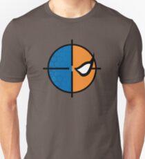 Deathstroke emblem, round T-Shirt