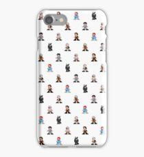 Bill Murray Pattern iPhone Case/Skin